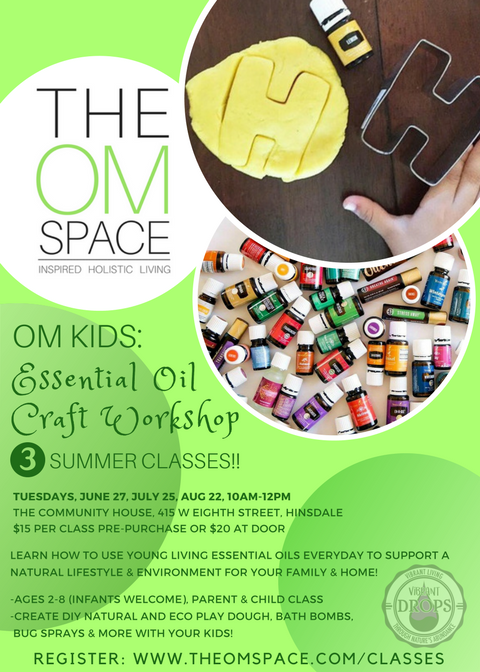 Flyer Summer 2017 Kid Craft Workshop The Community House